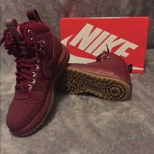 Red Nike LF1